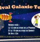 Festival  Galaxie Tennis : Journée du 12 juin