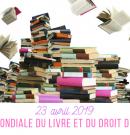 Journée mondiale du livre et du droit d'auteur 2019