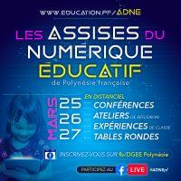 Les Assises du Numérique Educatif