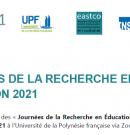 Colloque JRE 2021