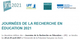 Colloque JRE 2021