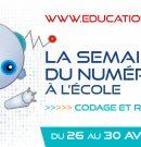 SNE 2021 Semaine du Numérique à l'école